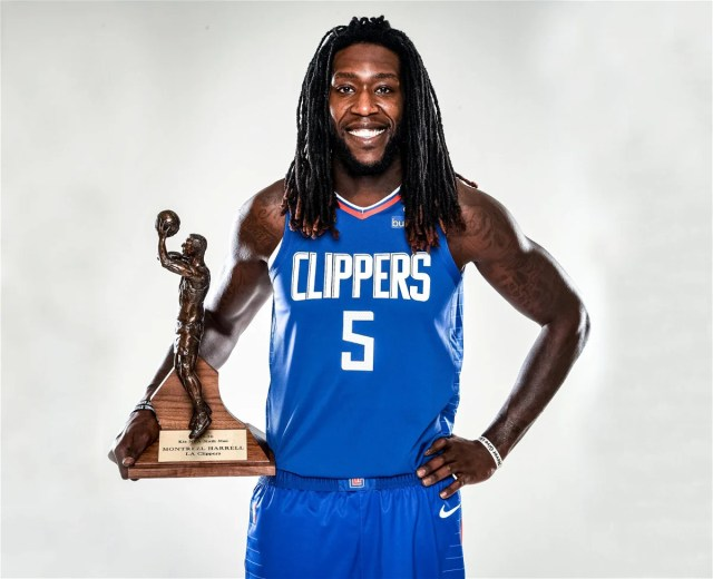 LA Clippers' Montrezl Harrell Has a Message for His Critics After Winning  NBA's Sixth Man of The Year Award - EssentiallySports