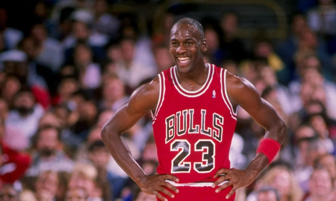What Micheal Jordan can teach you about becoming good at anything