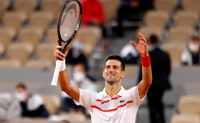Novak Djokovic Adopts Unique Method To Recover From Defeat At French Open 2020 Essentiallysports