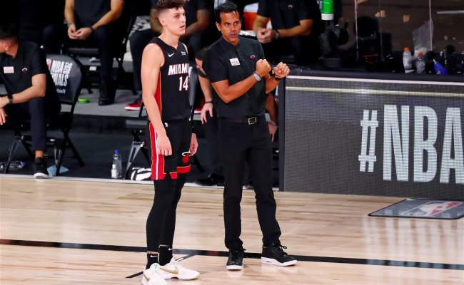 Coach Spo Details Why He Thinks Miami Heat And Jimmy Butler Are A Match Made In Heaven