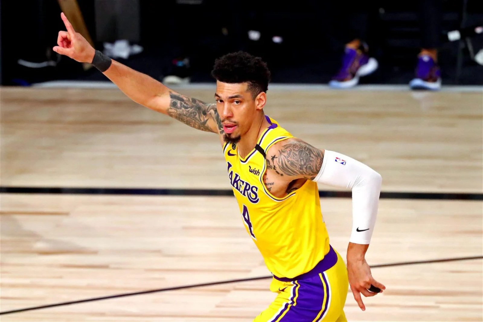 Los Angeles Lakers Willing to Trade Danny Green: REPORTS - EssentiallySports
