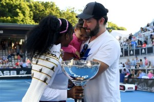 """""""It was literally a boost"""": Serena Williams' husband reveals Olympia forced him to own women's soccer team"""