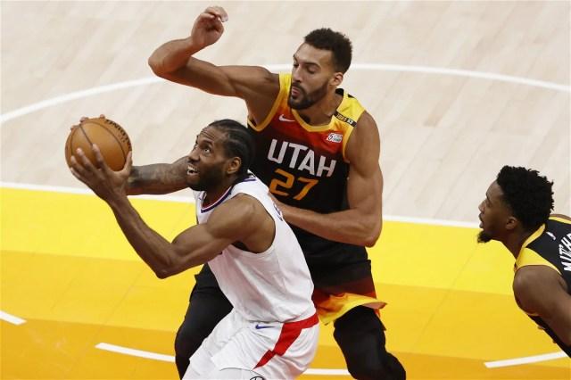 Will Kawhi Leonard Play Tonight? LA Clippers vs Utah Jazz Game 2:  Prediction, Injuries & Lineups - EssentiallySports