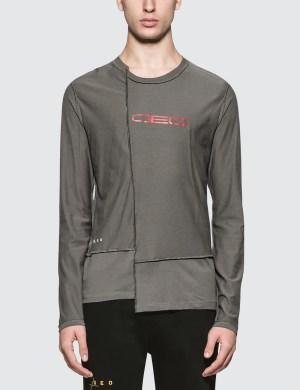 GEO Wide Geo Axis L/S T-Shirt