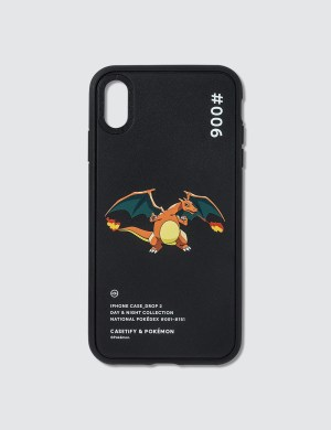 Casetify Charizard 006 Pokdex Night Iphone XS Max Case