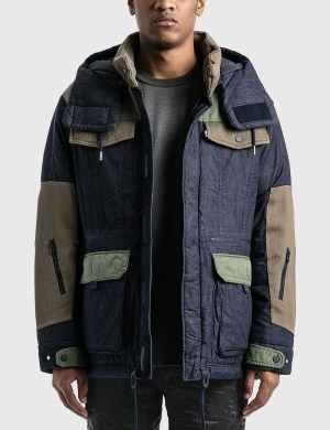 White Mountaineering WM x LMC Padded Jacket
