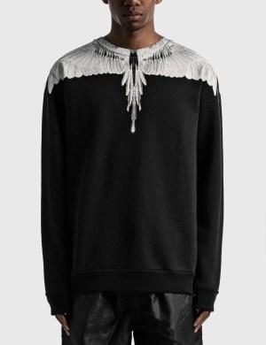 Marcelo Burlon White Wings Sweatshirt
