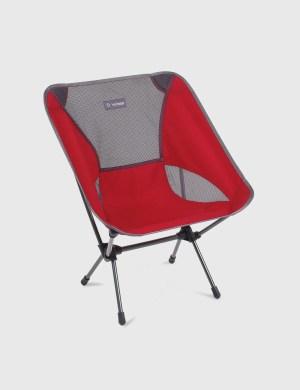 Helinox Chair One - Scarlet/Iron Block