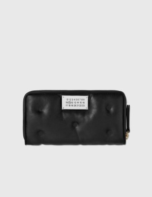 Maison Margiela Large Zip Around Wallet