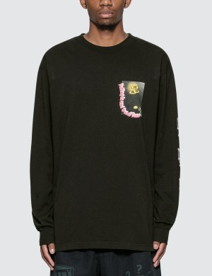 Real Bad Man Conflict Long Sleeve T-Shirt