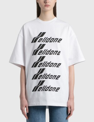 We11done We11done Front Logo T-Shirt