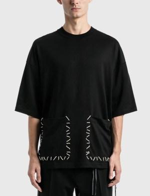 Mastermind World Hand Stitched Boxy T-Shirt