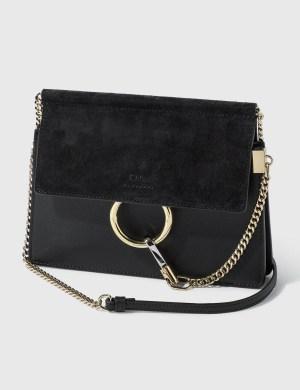Chlo Faye Mini Chain Bag
