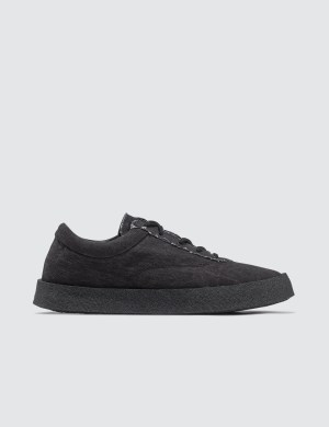 Yeezy Women's Crepe Sneaker In Washed Canvas