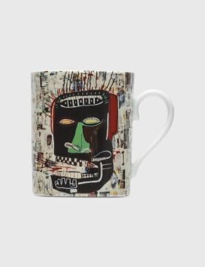 Ligne Blanche Jean Michel Basquiat Glenn Mug