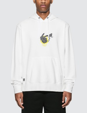 Moncler Genius Moncler Genius x Fragment Design Pikachu Hoodie