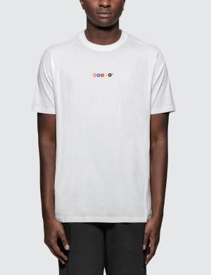 Mains 3D Logo S/S T-Shirt