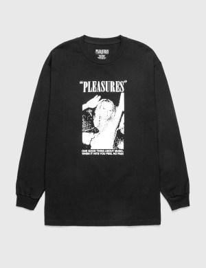 Pleasures One Night Long Sleeve T-Shirt