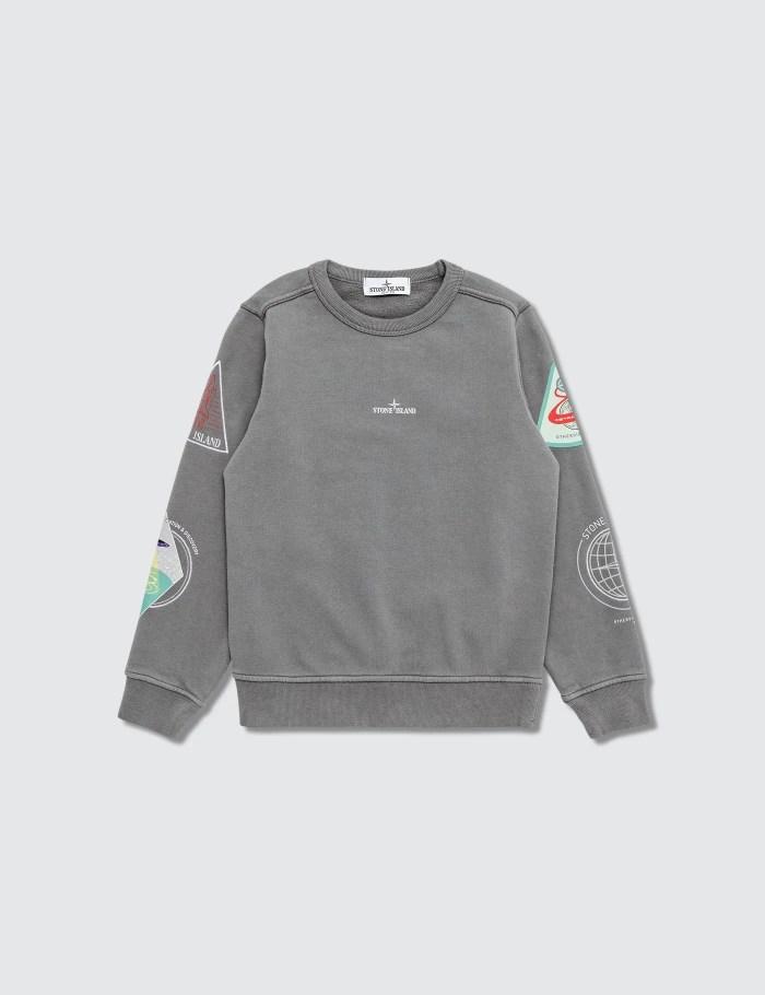 Stone Island Otherside Voyager Sweatshirt (Kids)