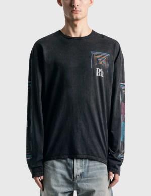 Rhude Box Perspective T-Shirt