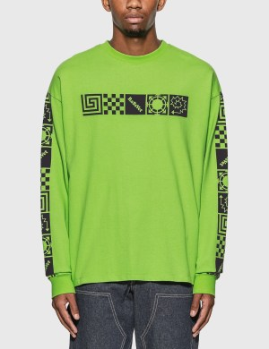 Rassvet Graphic Long Sleeve T-Shirt
