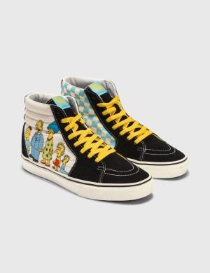 Vans The Simpsons x Vans 1987-2020 Sk8-Hi
