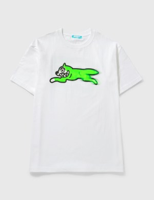 Icecream Icecream  Psychworld Running Dog T-shirt