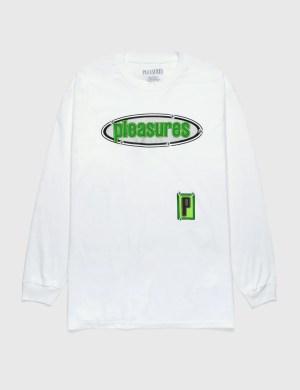 Pleasures Eazy Long Sleeve T-Shirt