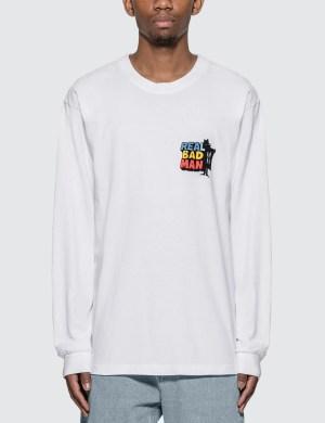 Real Bad Man Driver Long Sleeve T-Shirt