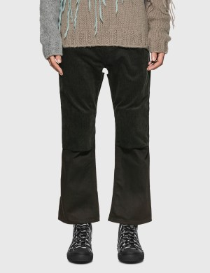 JieDa Switching 2-Way Flare Pants
