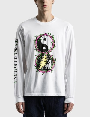 Good Morning Tapes Infinite Love Long Sleeve T-Shirt