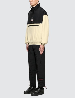 Represent Half Zip Shell Jacket