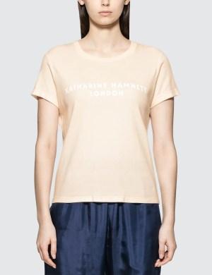 Katharine Hamnett Katie Short Sleeve T-shirt