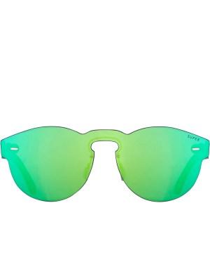 Super By Retrosuperfuture Tuttolente Paloma Green Sunglasses
