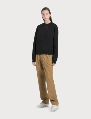 Alexander Wang.T Pull-on Pleated Pants