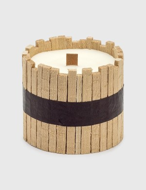 Cul de Sac Japon Hiba Wood Candle Type 01