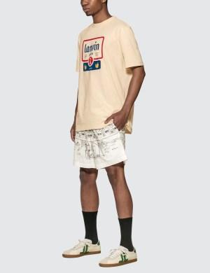 Lanvin Big Label T-Shirt