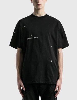 Heliot Emil Warped T-Shirt