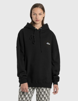 We11done We11done Embroidered Logo Hoodie