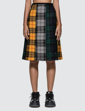Le Kilt Mix And Match Tartan 25-inch Skirt