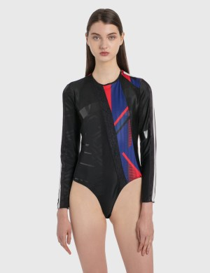 KOCH Patched Bodysuit
