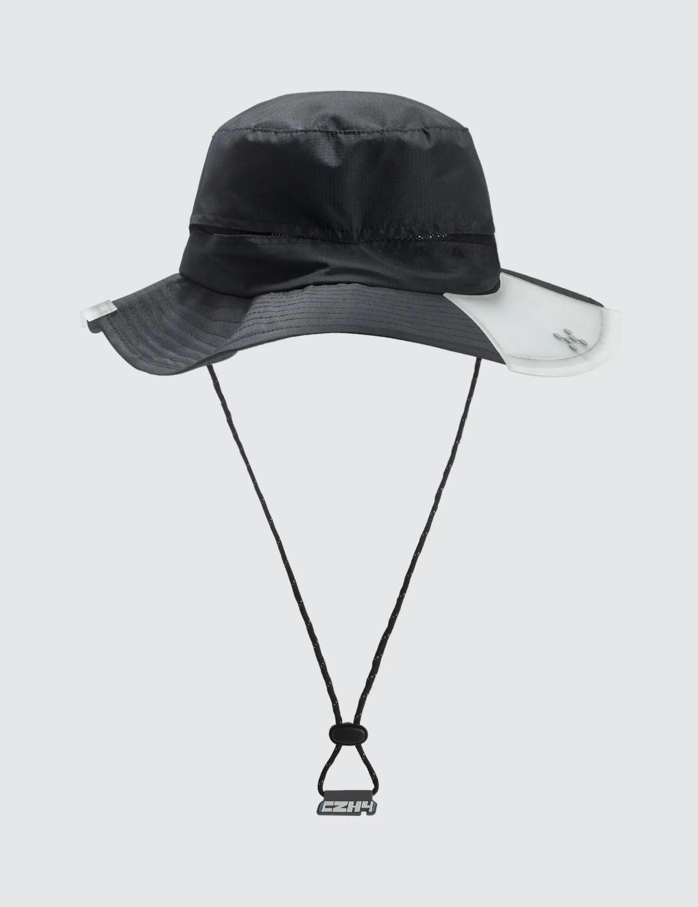C2H4 BUCKET HAT