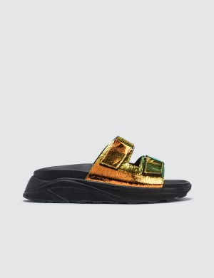 Joshua Sanders Boing Crash Holo  Sandals