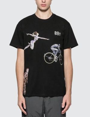88rising 88rising x Sorayama Robotic Movement AR T-shirt