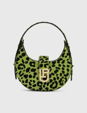 Les Petits Joueurs Cindy Cheetah Logo Mini Bag