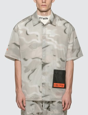 Heron Preston Pocket Shirt