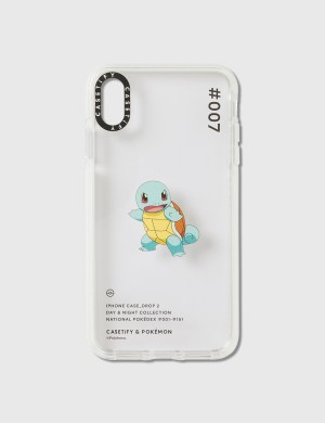 Casetify Squirtle 007 Pokdex Day Iphone Xs Max Case
