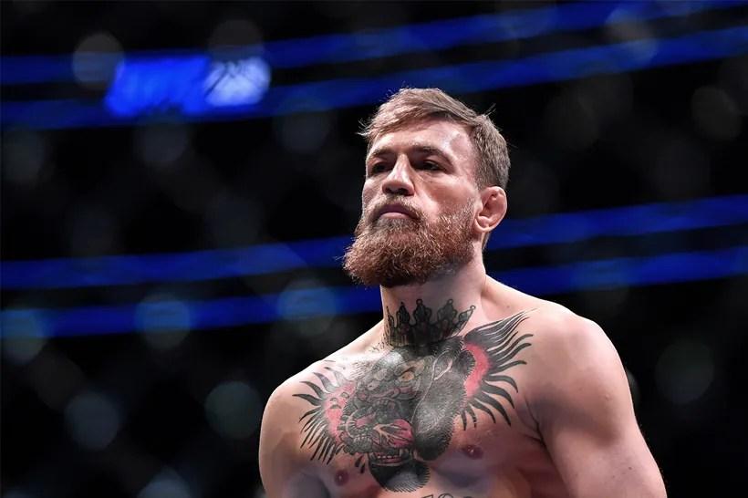 重磅突襲 −「嘴砲王」Conor McGregor 意外宣佈退休 MMA 格賽賽事   HYPEBEAST