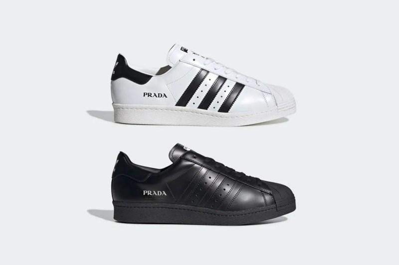 PRADA for adidas 全新配色聯乘 Superstar 鞋款曝光 | HYPEBEAST