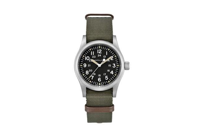 永恆男生時計-嚴選 10 個復古軍錶品牌與錶款